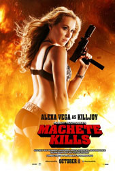 Machete Kills Poster 6