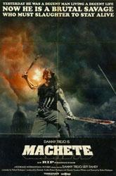 Machete Poster 1