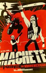 Machete Poster 10