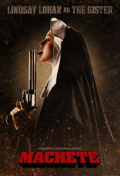 Machete Poster 16