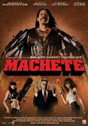 Machete Poster 6