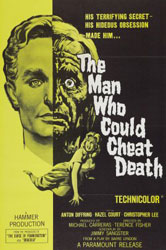 The Man Who Could Cheat Death Poster 4