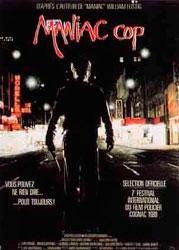 Maniac Cop Poster 1