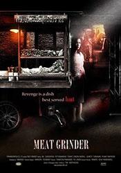 Meat Grinder Poster 4