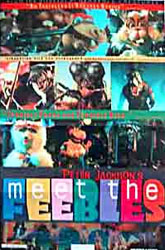 Meet The Feebles Poster 1
