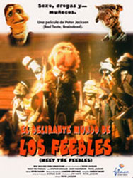 Meet The Feebles Poster 2