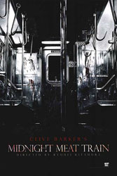 The Midnight Meat Train Poster 1