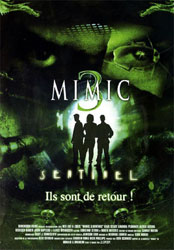 Mimic: Sentinel Poster