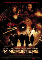 Mindhunters Poster 1