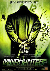 Mindhunters Poster 2
