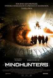 Mindhunters Poster 3