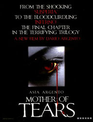Mother of Tears Poster 1