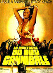 Mountain Of The Cannibal God Poster 4