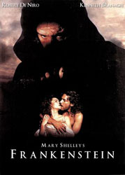 Mary Shelley's Frankenstein Poster 1