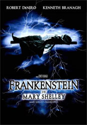 Mary Shelley's Frankenstein Poster 2