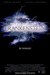 Mary Shelley's Frankenstein Poster 4