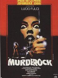 Murder-Rock: Dancing Death Poster 1