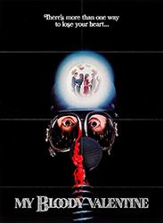 My Bloody Valentine Poster 1