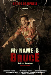 My Name Is Bruce Poster 5