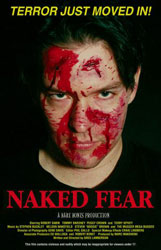 Naked Fear Poster