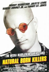 Natural Born Killers Poster 2