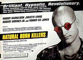 Natural Born Killers Poster 3
