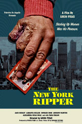 The New York Ripper Poster 1