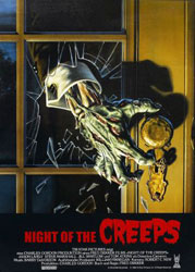 Night of the Creeps Poster 1