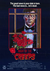 Night of the Creeps Poster 3