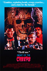 Night of the Creeps Poster 5