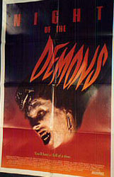 Night of the Demons Poster 2
