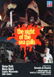 Night of the Seagulls Poster 3