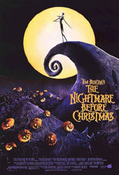 The Nightmare Before Christmas Poster 1