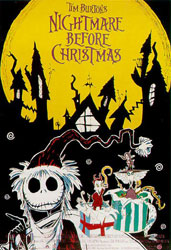 The Nightmare Before Christmas Poster 3
