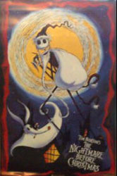 The Nightmare Before Christmas Poster 5