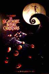 The Nightmare Before Christmas Poster 6