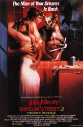A Nightmare On Elm Street Part 2: Freddy's Revenge Poster 1
