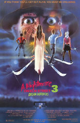 A Nightmare On Elm Street 3: Dream Warriors Poster 1