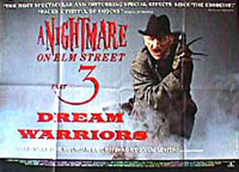 A Nightmare On Elm Street 3: Dream Warriors Poster 2