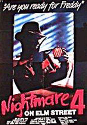 A Nightmare on Elm Street 4: The Dream Master Poster 1