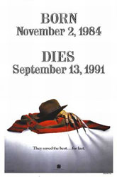 Freddy's Dead: The Final Nightmare Poster 1