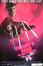 Freddy's Dead: The Final Nightmare Poster 2