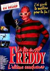 Freddy's Dead: The Final Nightmare Poster 3