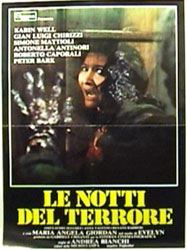 The Nights Of Terror Poster 1