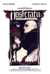 Nosferatu: Phantom Der Nacht Poster 1