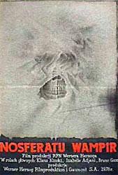 Nosferatu: Phantom Der Nacht Poster 2