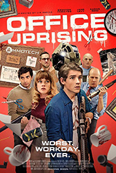 Office Uprising Poster 1