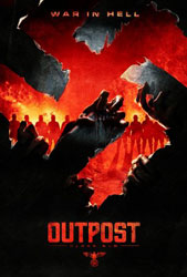 Outpost: Black Sun Poster 1
