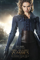 Pride and Prejudice and Zombies Poster 12