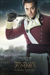 Pride and Prejudice and Zombies Poster 5